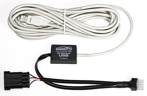 Kabely a rozhraní pro připojení k jednotkách STAG